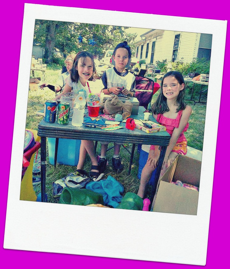 Vansickle triplets(Jenna, Joey, Becca)
