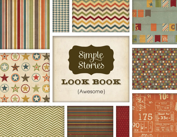 awesome look book cover