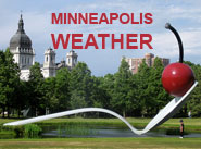 Click here for Minneapolis weather.