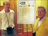 Dave Goldsman and Col. Trippi