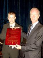 Dennis Huisman and Leo Kroon