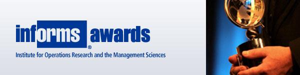 INFORMS Awards
