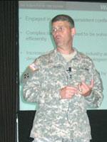 Major General David Halverson