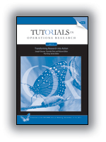 TutORials in OR 2011 cover