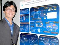 Vinay Satish Kumar, Interactive Session Honorable Mention
