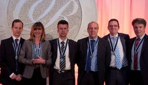 2012 Edelman Winners TNT Express