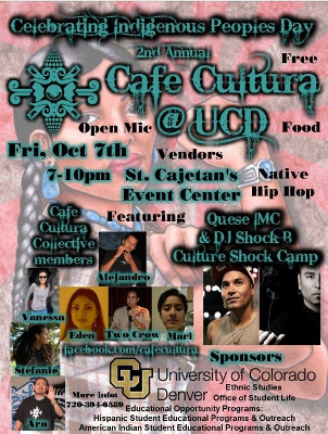 Cafe Cultura @ UCD