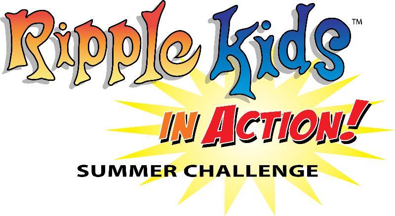 Ripple Kids In Action Logo