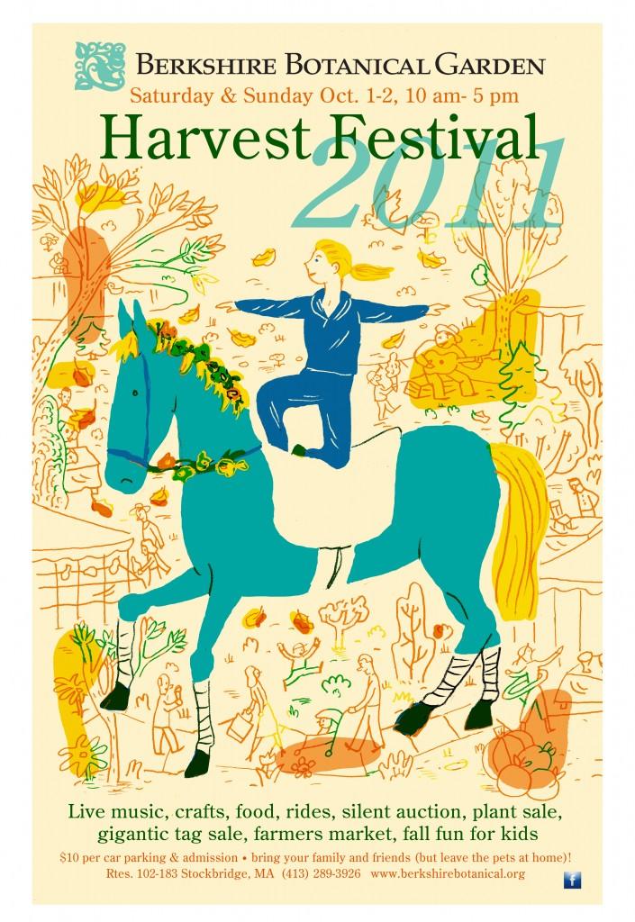 BBG Harvest Festival 2011