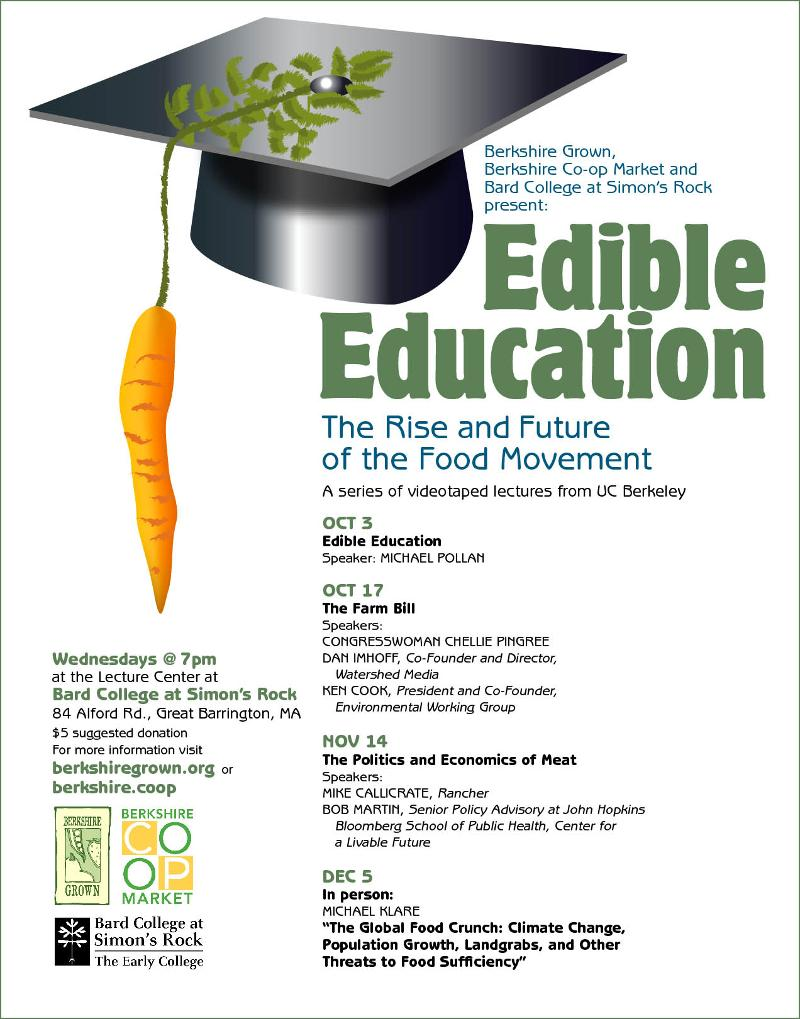 Edible Ed 2012