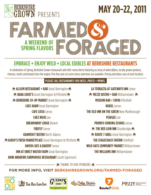 Farmed   Foraged 2011