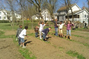 Westside Farm Project Pittsfield April 10