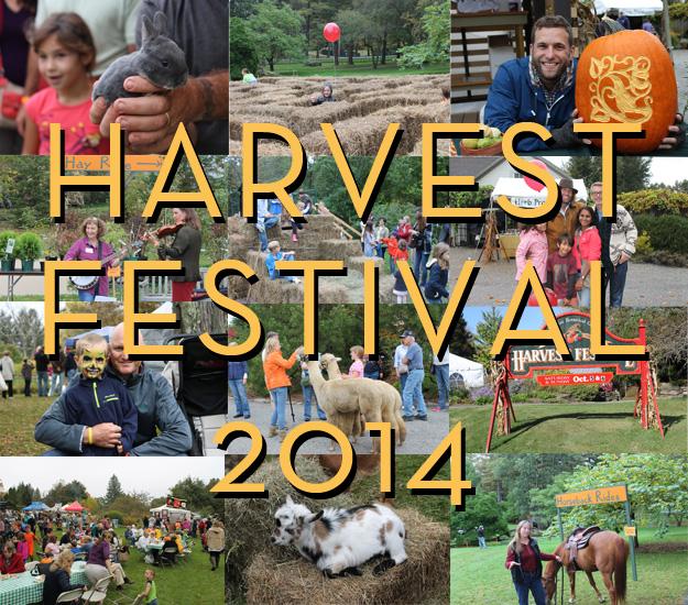 BBG Harvest Festival 2014