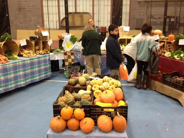 Mighty Food Farm at HFM 2012