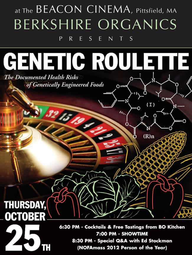 Genetic roulette film