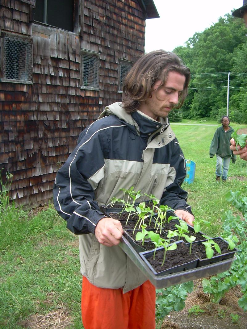 Community Cooperative Farm.Justin by NC