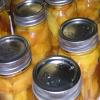 preserved peaches Caroline's blog