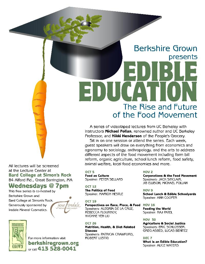 Edible Education