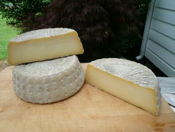 Maggies Round cricket creek farm cheese