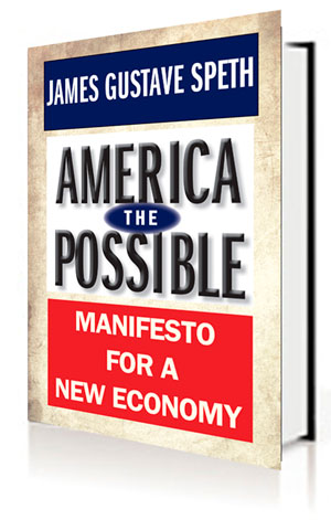 America the Possible book cover, Speth