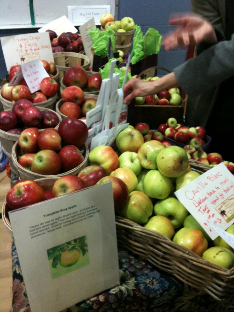 HFM 2011 apples