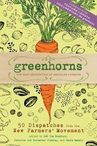 Greenhorns book cover