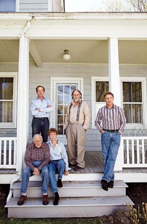 Vanity Fair article family farm