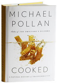book Cooked by Pollan