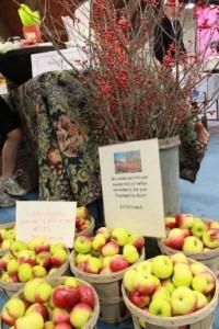 apples at HFM 2011