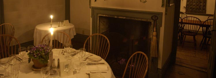 old inn restaurant horizontal
