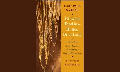 Growing food Nabhan book cover