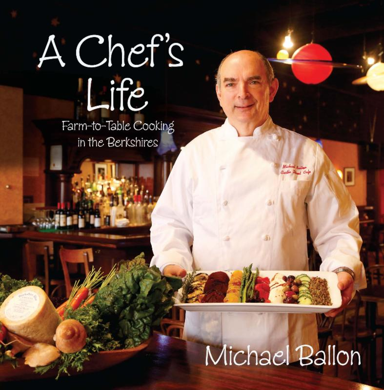 A Chef's Life bookcover
