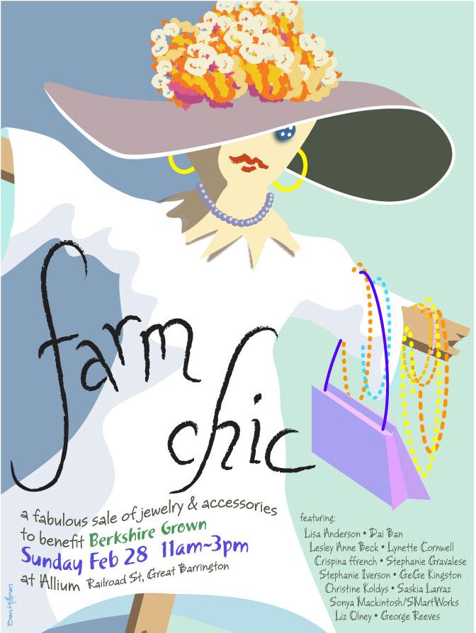 Farm Chic poster 2.2010