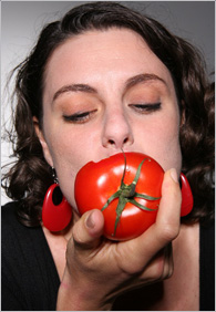 Jessica Cerullo Miracle Tomato