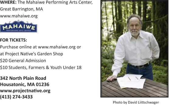 barry lopez project native event