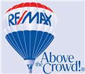 remax logo balloon