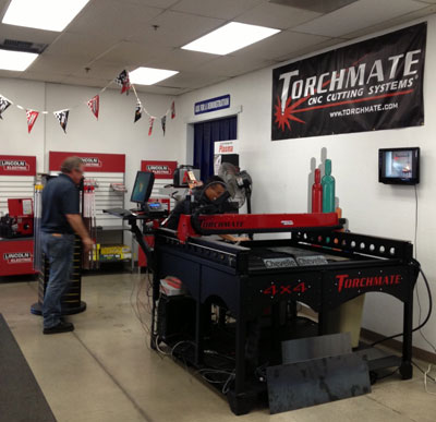 Torchmate Fabrication Packages