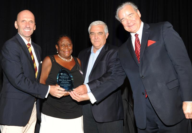 Association                                                 Executive of the Year                                                 2012