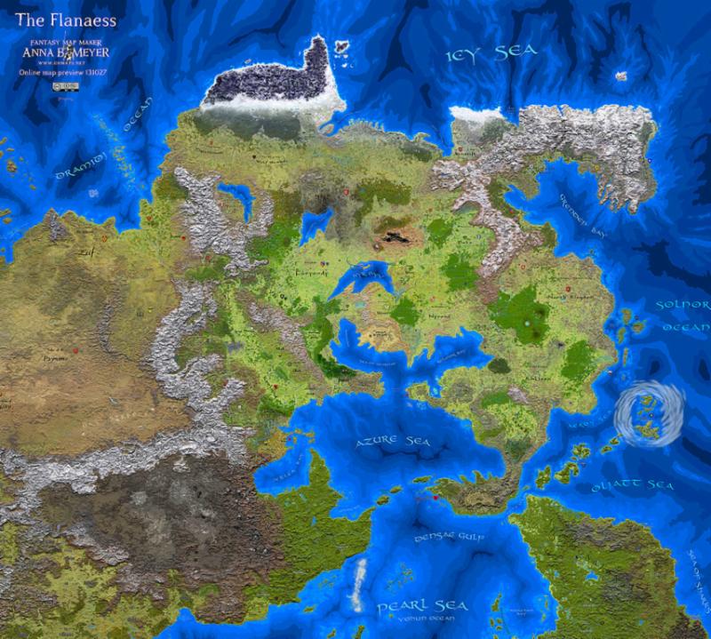 Kobold Courier: New Greyhawk Map, Monster Design Open Call, Gary