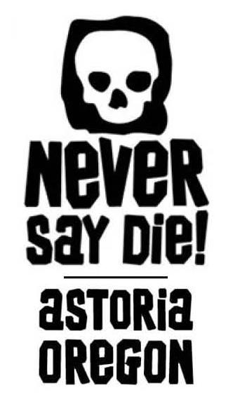 Goonies Astoria Logo