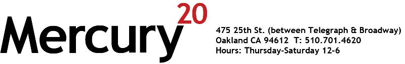 mercury 20 logo