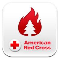 red cross fire