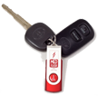 MedFlash on Keychain