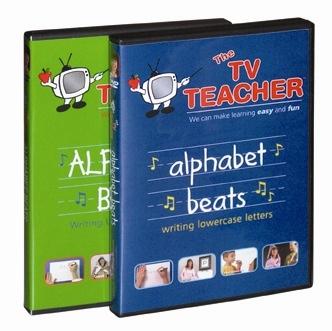 Alphabet Beats DVDs