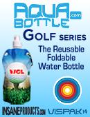 Show Daily Vispak Aqua Bottle Vert