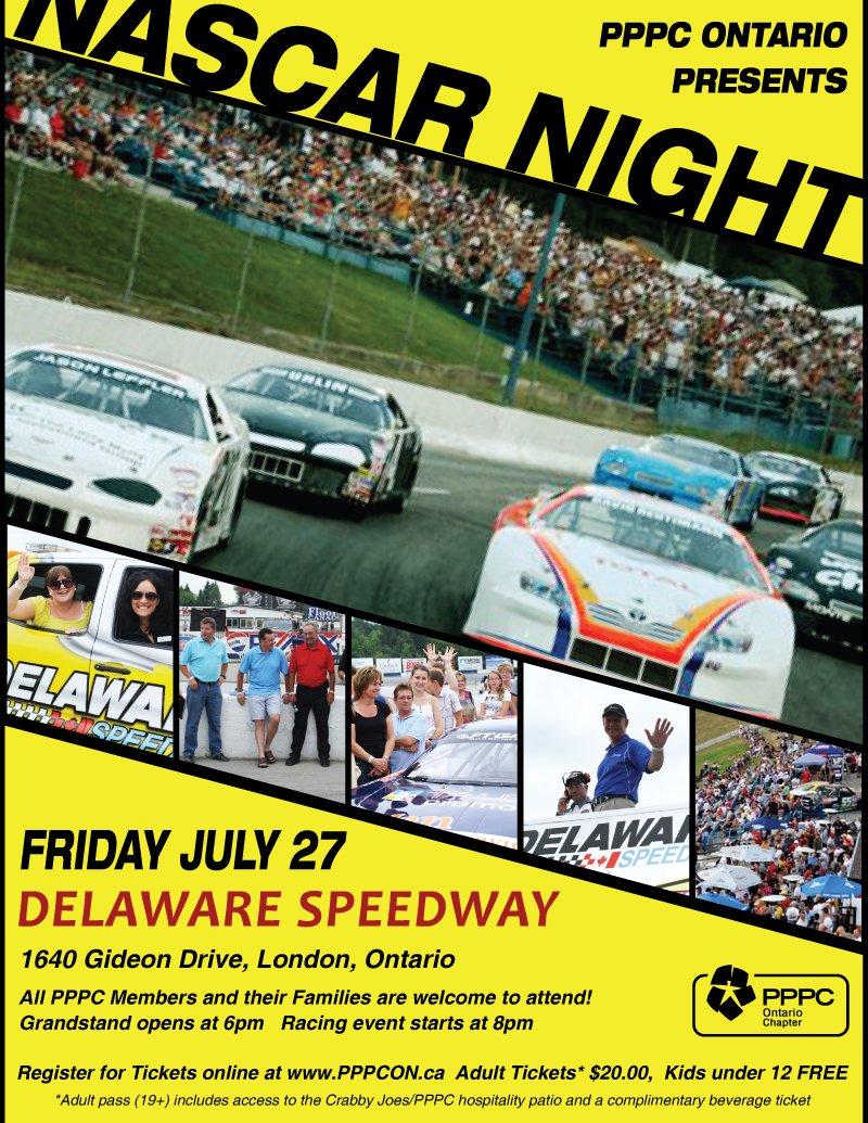 Ontario Chapter NASCAR Reg 0712