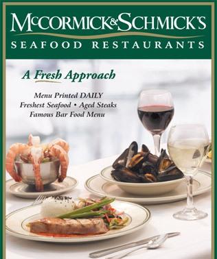 McCormick & Schmick