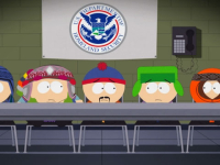 SouthPark on Homeland Security