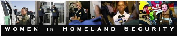 Women in Homeland Security Header