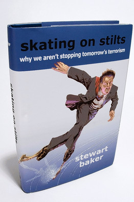 Skating on Stilts by Stewart Baker